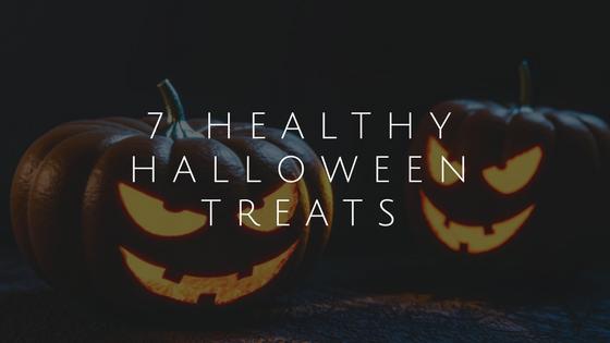 Seven Healthy Halloween Foods
